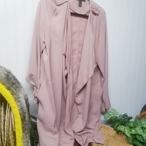 Forever 21 Lightweight Duster Size Large